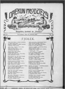 Opiekun Młodzieży 1927, R. 4, nr 14