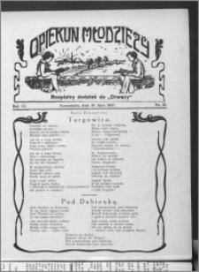 Opiekun Młodzieży 1927, R. 4, nr 26