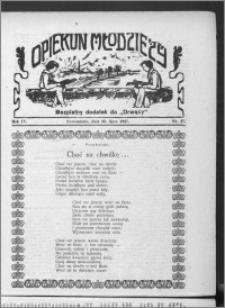 Opiekun Młodzieży 1927, R. 4, nr 27
