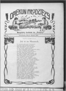 Opiekun Młodzieży 1927, R. 4, nr 29