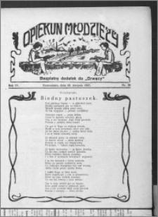 Opiekun Młodzieży 1927, R. 4, nr 30