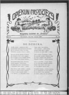 Opiekun Młodzieży 1927, R. 4, nr 34
