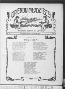 Opiekun Młodzieży 1927, R. 4, nr 35