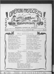 Opiekun Młodzieży 1927, R. 4, nr 39