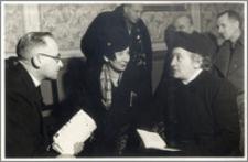 Ksiądz Staniszewski, Wanda Poznańska i Aleksandra Piłsudska