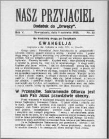Nasz Przyjaciel 1928, R. 5, nr 23