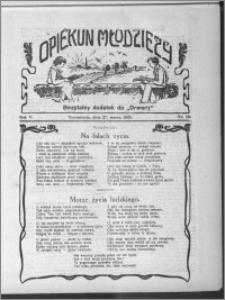Opiekun Młodzieży 1928, R. 5, nr 10