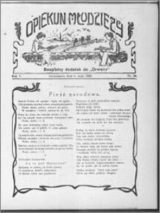 Opiekun Młodzieży 1928, R. 5, nr 16