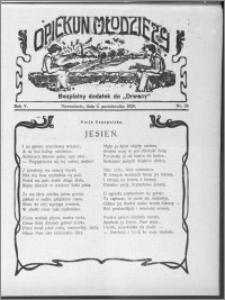 Opiekun Młodzieży 1928, R. 5, nr 33