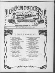 Opiekun Młodzieży 1928, R. 5, nr 35
