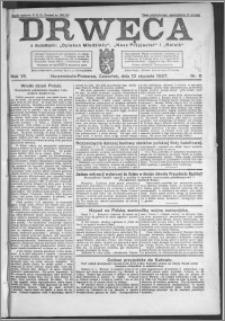 Drwęca 1927, R. 7, nr 6