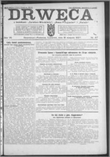 Drwęca 1927, R. 7, nr 97