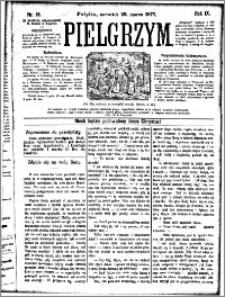 Pielgrzym, pismo religijne dla ludu 1877 nr 36