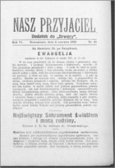 Nasz Przyjaciel 1929, R. 6, nr 21