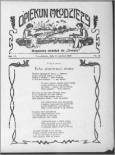 Opiekun Młodzieży 1929, R. 6, nr 34