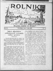 Rolnik 1929, R. 3, nr 13