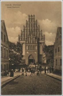 Culm, Weichsel. Evang. Pfarrkirche