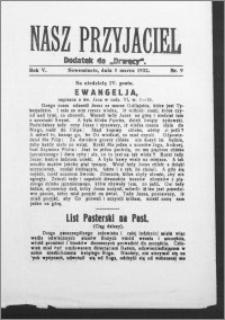 Nasz Przyjaciel 1932, R. 9, nr 9