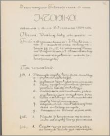 Materiały działalnośći naukowo-dydaktycznej Tadeusza Czeżowskiego, cz. 3