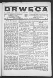 Drwęca 1932, R. 12, nr 24