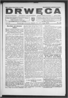 Drwęca 1932, R. 12, nr 25