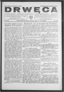 Drwęca 1932, R. 12, nr 55