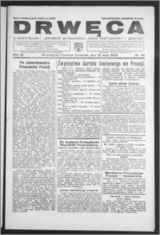 Drwęca 1932, R. 12, nr 56