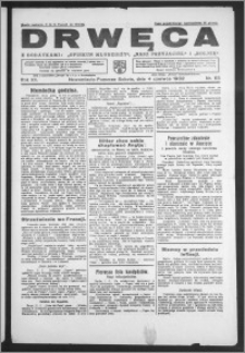Drwęca 1932, R. 12, nr 65
