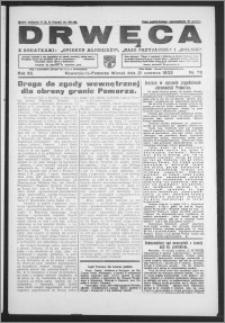 Drwęca 1932, R. 12, nr 72