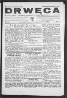 Drwęca 1932, R. 12, nr 87