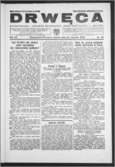 Drwęca 1932, R. 12, nr 98