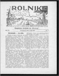Rolnik 1933, R. 7, nr 16
