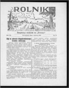 Rolnik 1933, R. 7, nr 19