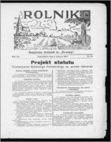 Rolnik 1933, R. 7, nr 20
