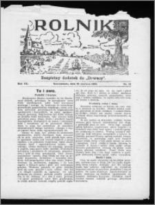 Rolnik 1933, R. 7, nr 22