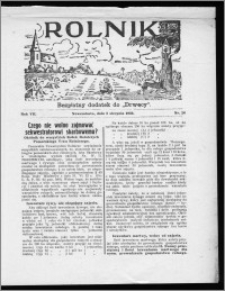 Rolnik 1933, R. 7, nr 26