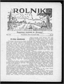Rolnik 1933, R. 7, nr 27