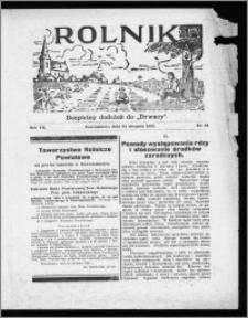 Rolnik 1933, R. 7, nr 28