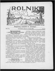 Rolnik 1933, R. 7, nr 31