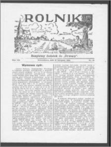 Rolnik 1933, R. 7, nr 38