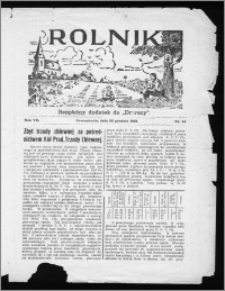 Rolnik 1933, R. 7, nr 44