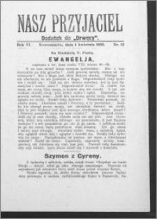 Nasz Przyjaciel 1933, R. 10, nr 13