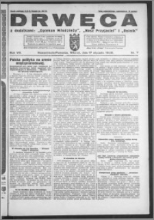 Drwęca 1928, R. 8, nr 7