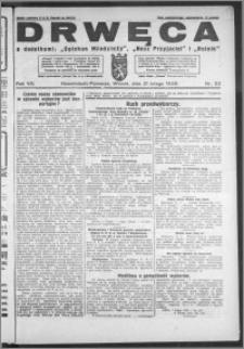 Drwęca 1928, R. 8, nr 22
