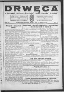 Drwęca 1928, R. 8, nr 37