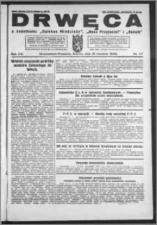 Drwęca 1928, R. 8, nr 47