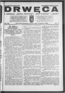 Drwęca 1928, R. 8, nr 71