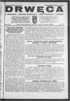 Drwęca 1928, R. 8, nr 72