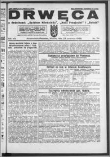 Drwęca 1928, R. 8, nr 74