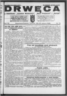 Drwęca 1928, R. 8, nr 75